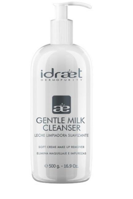 Idraet - Leche Limpiadora Suavizante 460 gr