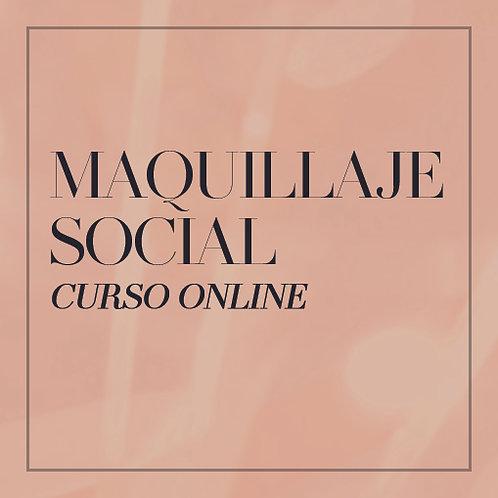 CURSO ONLINE MAQUILLAJE SOCIAL