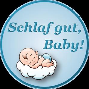 Schlaf gut, Baby! - Logo.png