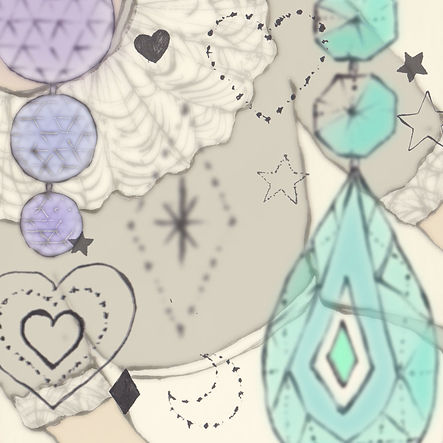dreamy illustration