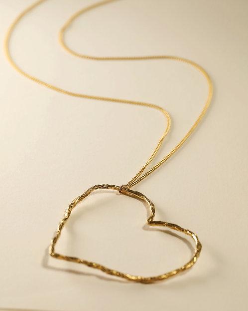 Big Heart Necklace