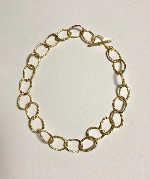 Hoop Chain Necklace (L) 40cm