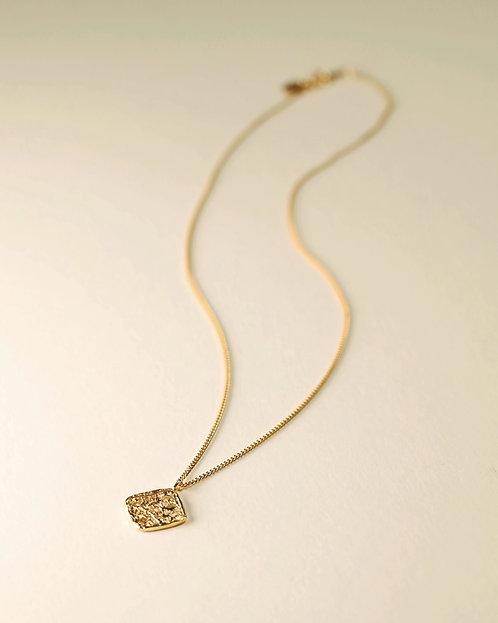 Small Square Necklace