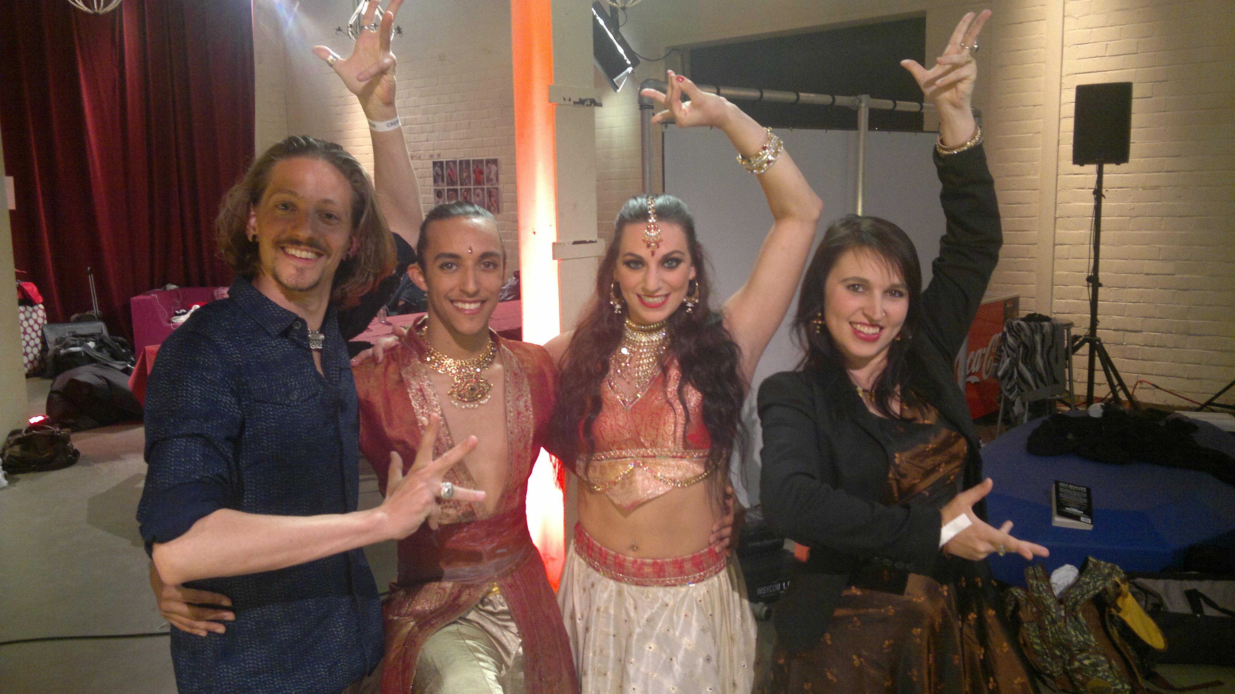 11 SYTYCD Bollywood Bollylicous Tom Decuyper Ayla Jonchere