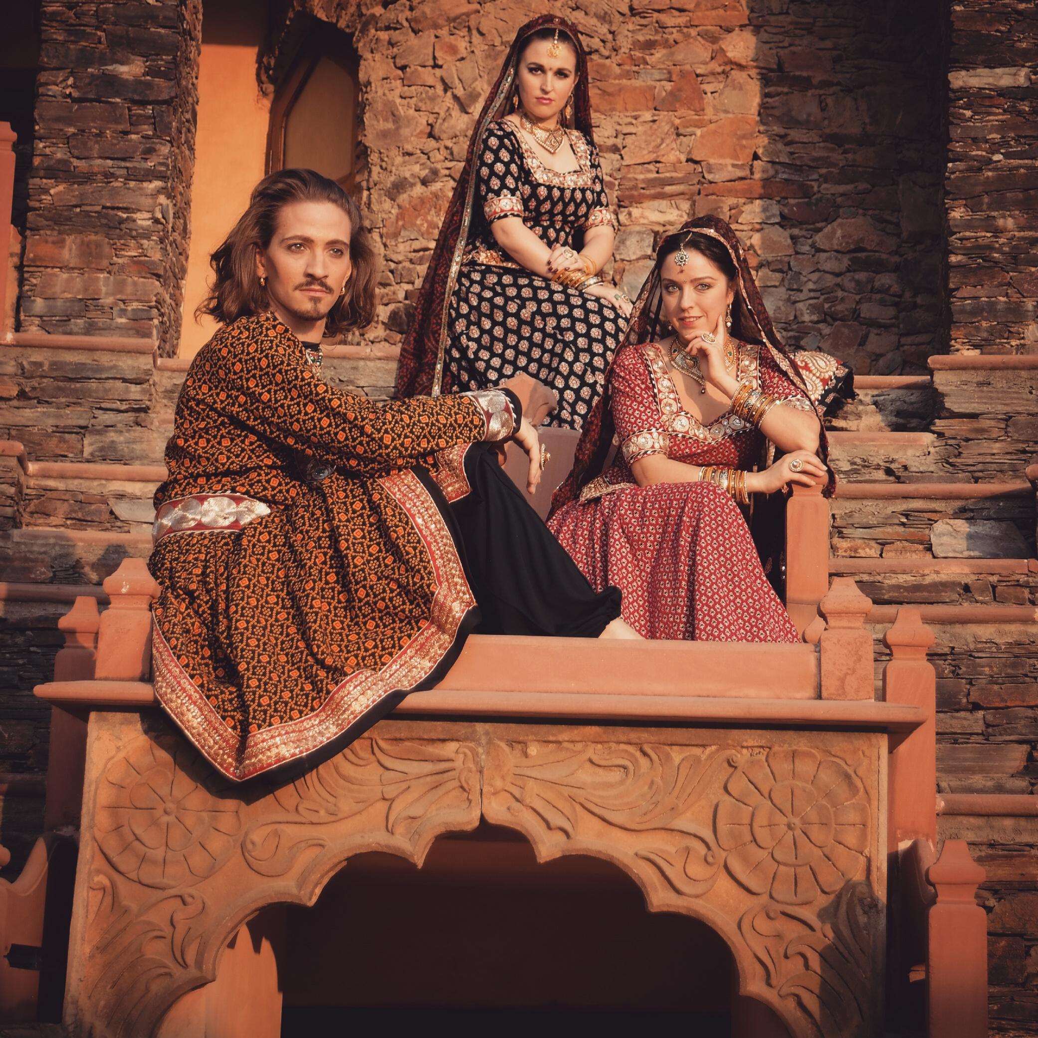 Bollylicious Neemrana Palace Bollywood B