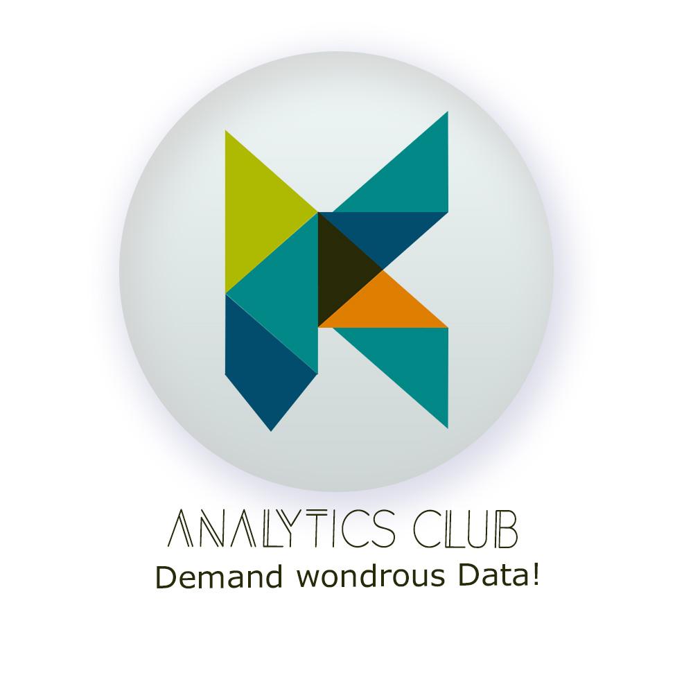 Logo Analytics club