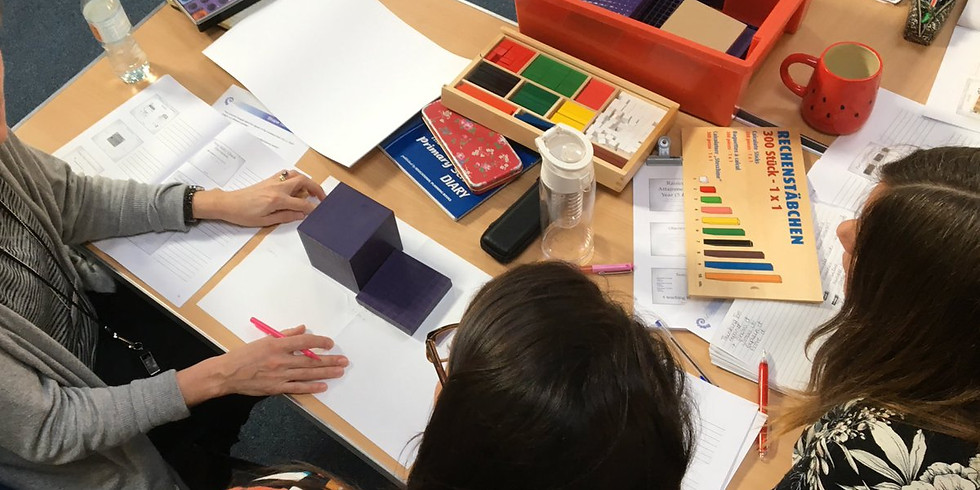 EYFS Maths Mastery– Developing Number Sense and Calculation with Manipulatives (Part 1 Kings Lynn) (1)