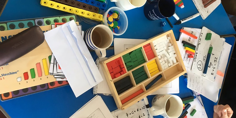 Raising attainment in Reasoning - ZOOM - NCETM accredited - 3.30-4.30pm £15 per person