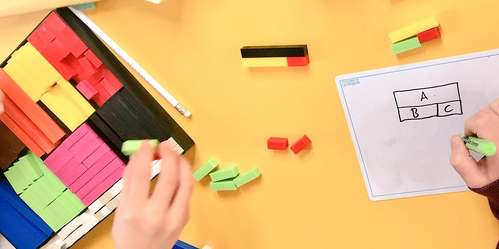 Maths Mastery: Bar Modelling - NCETM accredited.