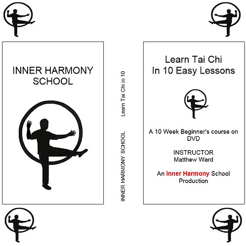 10 Week beginners guide to Tai Chi