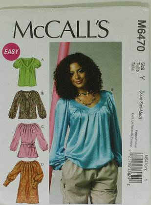 McCall's 6470