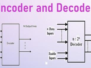 Encoder and Decoder