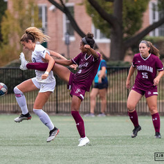 George Washington University women's soccer vs. Fordham University