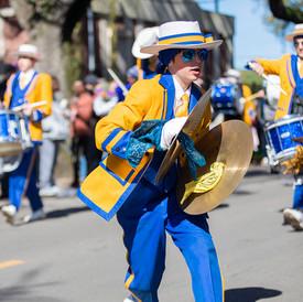 St. Paul's High School Marching Band, Zulu 2018