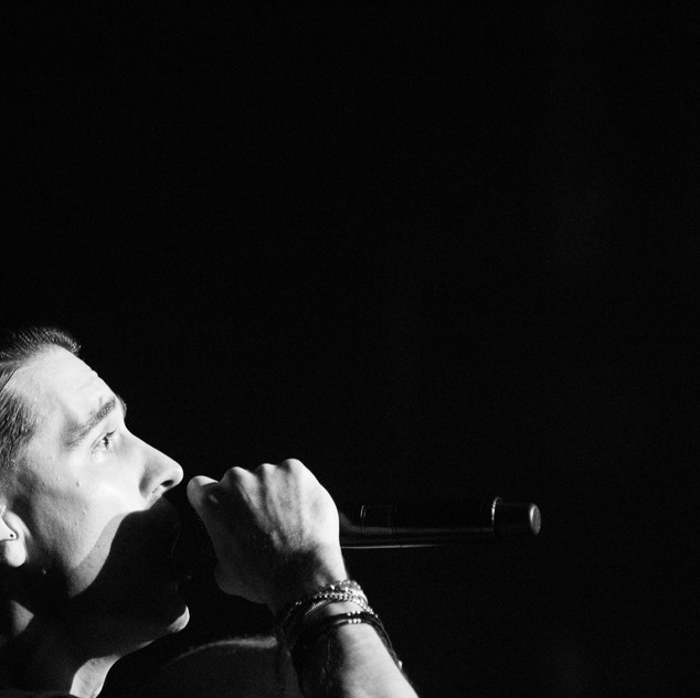 G-Eazy, Saenger Theater, New Orleans, 2016