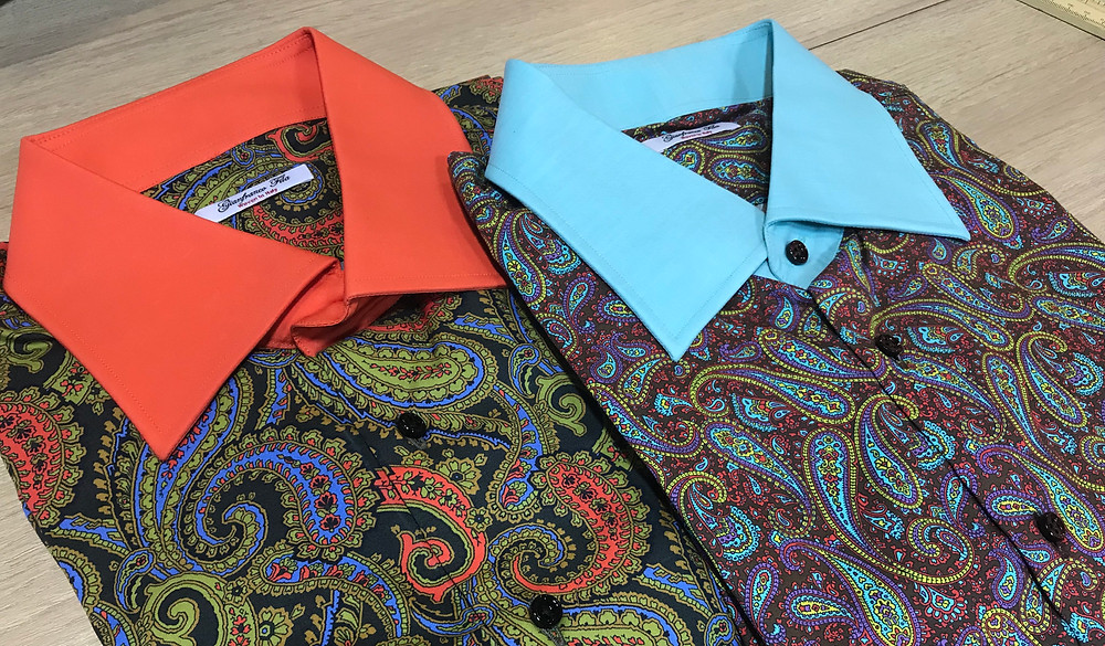 made to measure shirts from HST tailors