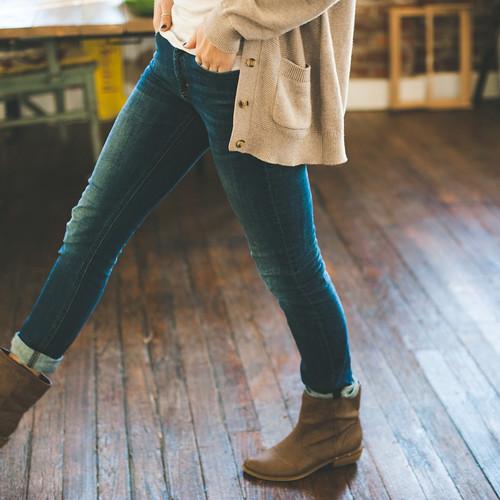 Japanese Selvedge Stretch Jeans