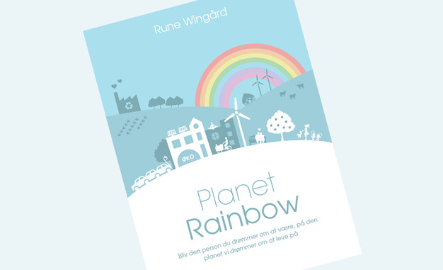 Planet Rainbow - Rune Wingård