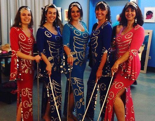 Agnes Oriental Dance Saidi