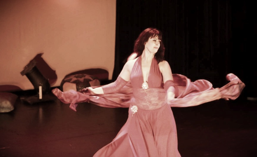 Sluierworkshop Agnes Oriental Dance