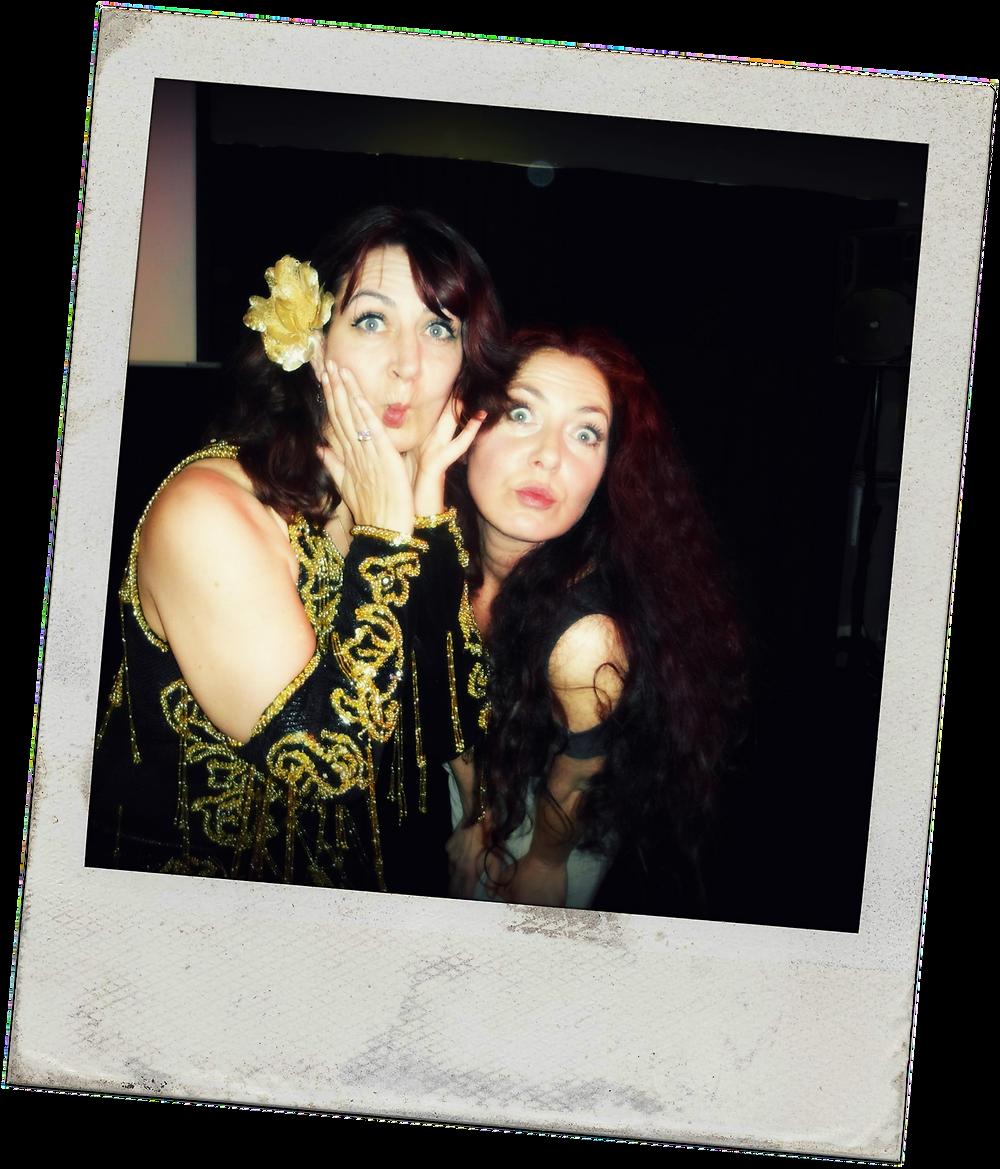Agnes & Nadiya