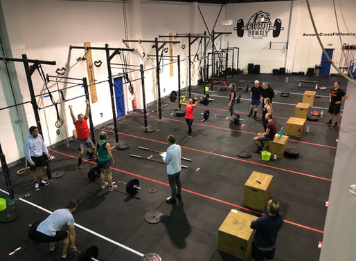 2020 CrossFit Open Completed