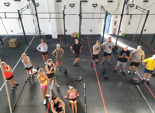 CrossFit Basics gets a Second Class