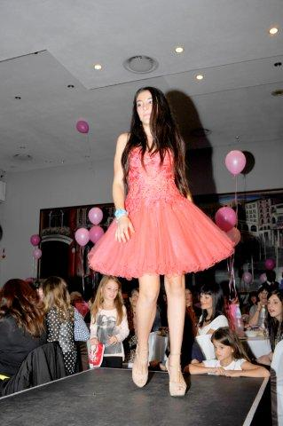 Pink Aliceband Campaign Fashion Show