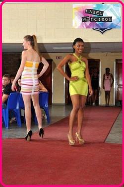 High Tea Fashion Show