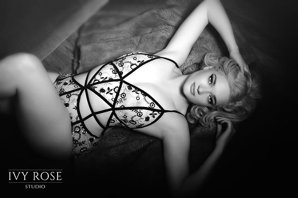 Boudoir Photoshoot Gift Voucher