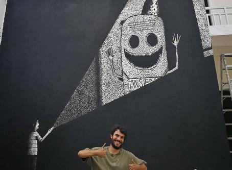 Artistas peruanos: Mauricio Pandzic