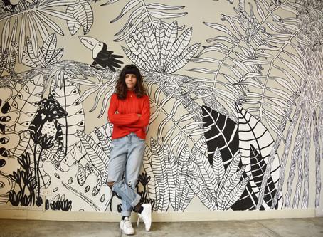 Artistas peruanos: Lucía Coz