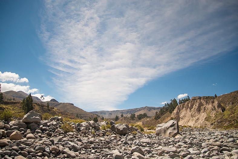 valle del colca arequipa