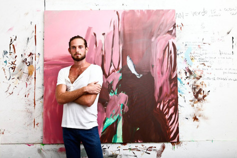 Artistas peruanos: Mateo Cabrera