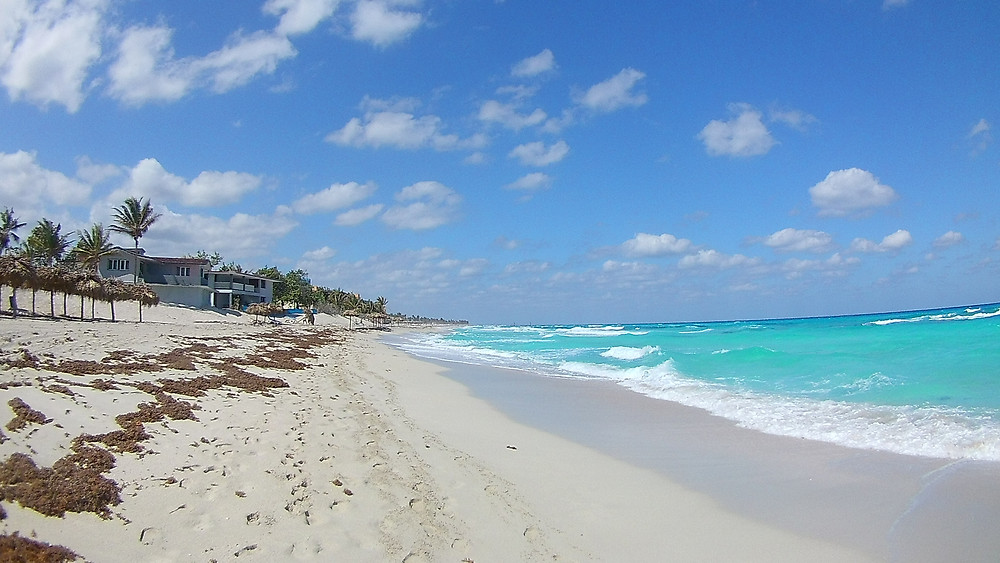 playas de cuba