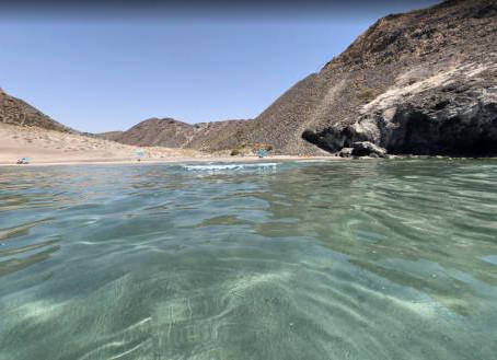 Conoce las playas de Almería, España.