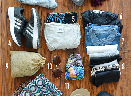 Qué llevar en tu maleta para viajar al Caribe