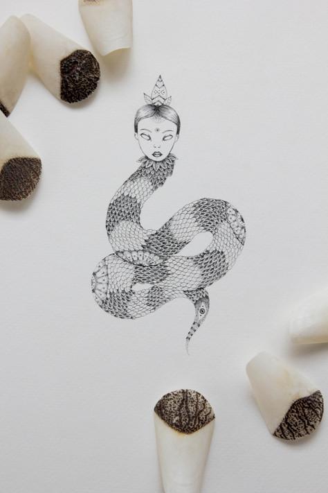 Artistas peruanos: Andrea Vela Alarcón