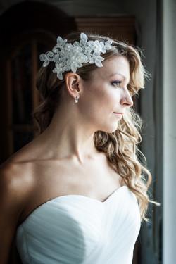 Braut Brautentstehung getting Ready