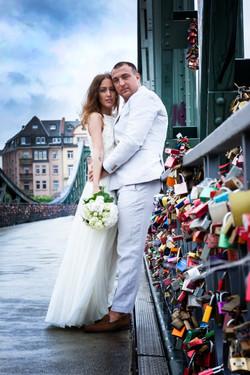 Hochzeit Outdoor Fotoshooting