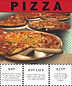 Pizza Box Toppers Full Color Commercial Printing
