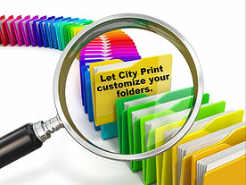 Presentation Folders High Qualilty Low Cost Printing cityprintusa.com