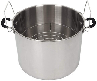 CANNING POT WITH RACK