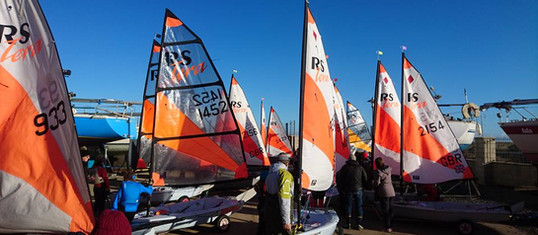 James's trip to the RS Tera World Championships & RS Teras at THYC