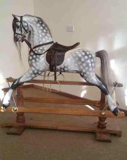 Finished Rocking Horse