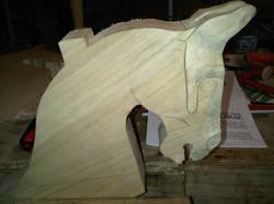 General Horse Shape Head