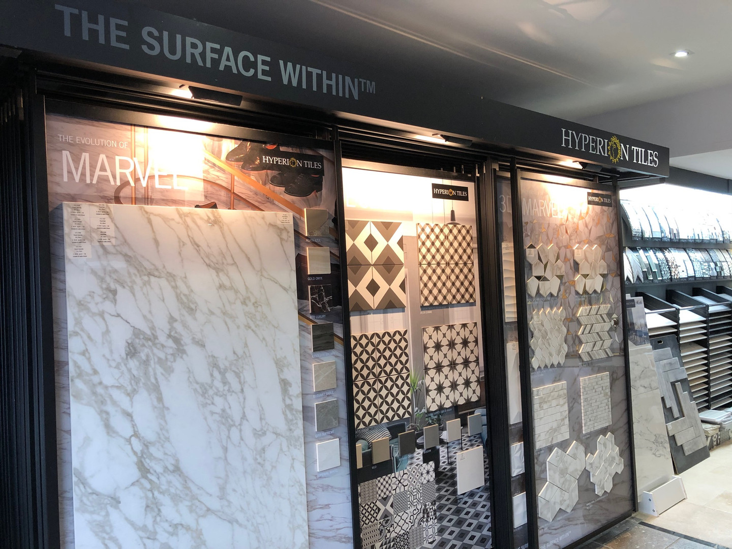 Tile Shop Marlow