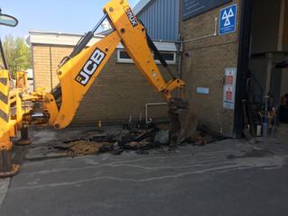 The Renovation Of MB Centre (Nottingham)