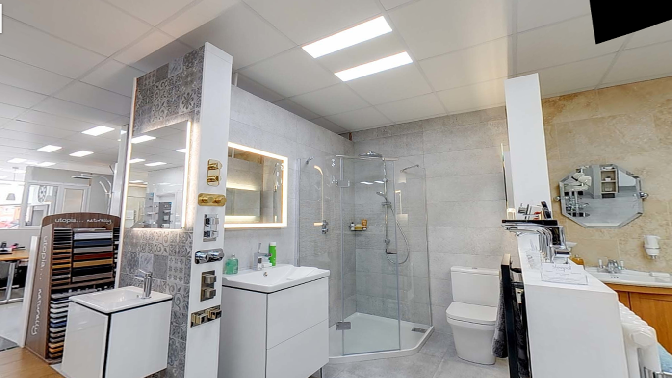 Top bathroom brands to view at ourShowroom