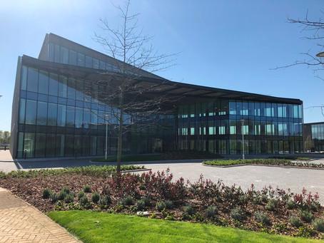 Oxford Science Park Landscaping Design
